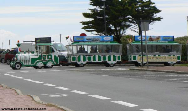 Le Touquet tourist train