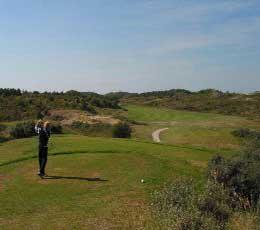 Le Touquet golf picture