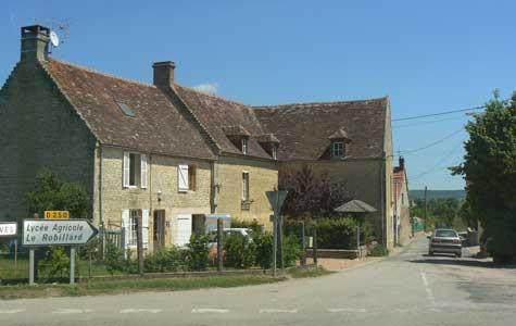 Lieury Calvados  Normandy