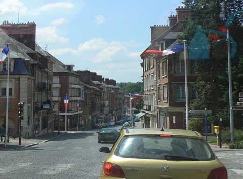 Lisieux Calvados Normandy