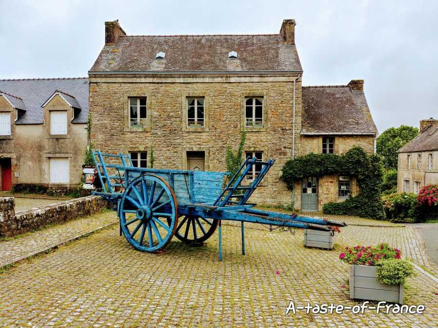 The Locronan-Brittany