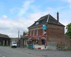 Longueval centre