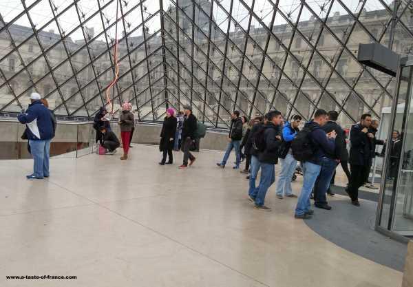 Louvre Paris picture