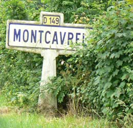 montcavrel sign picture