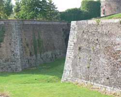 The citadel walls picture