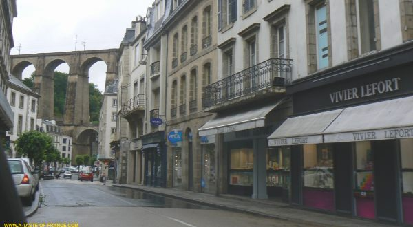 Morlaix Brittany