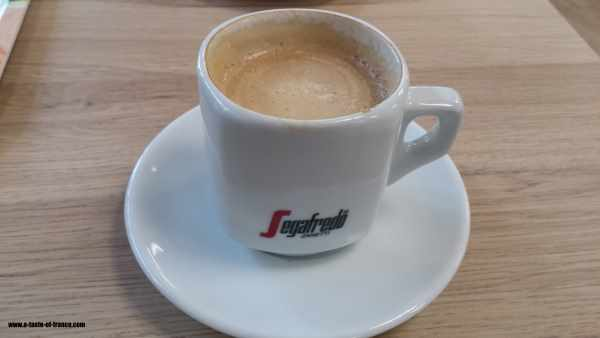 Coffee in Dunkerque port picture