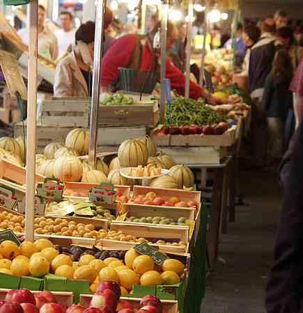 Nantes market picture