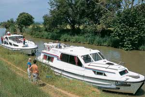 Narbonne boat hire