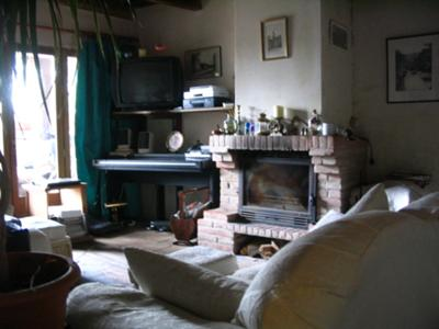 The house sitting room