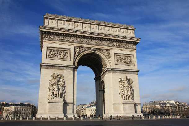 Arc de Triomphe Paris picture