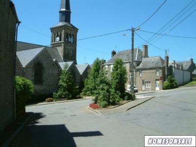 village in Pay de Loire