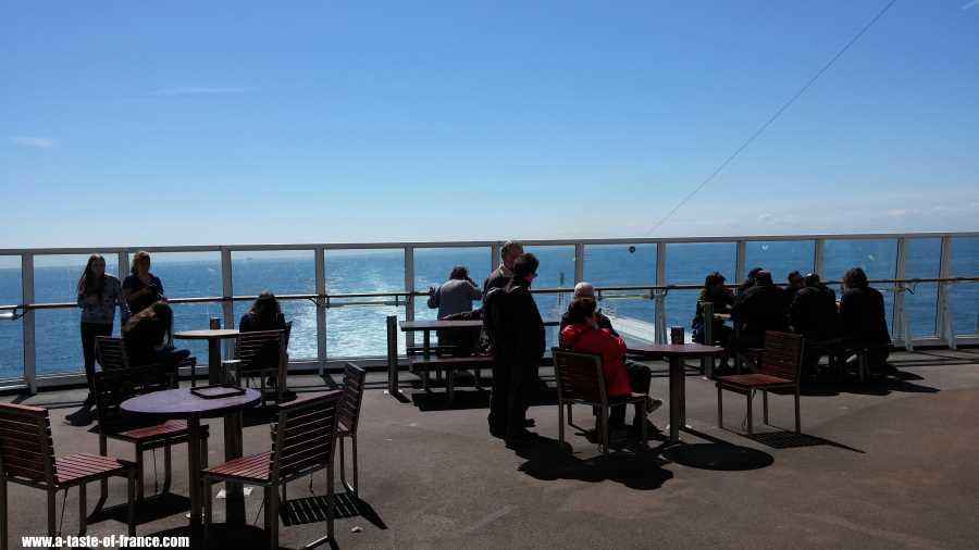 Calais  P&O ferry