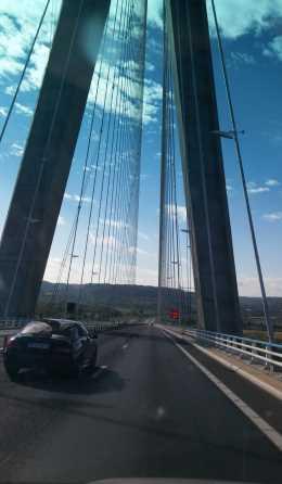 Pont de  Normandie bridge
