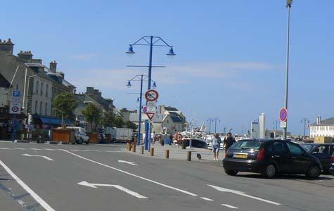 Port en Bessin huppain Calvados  Normandy