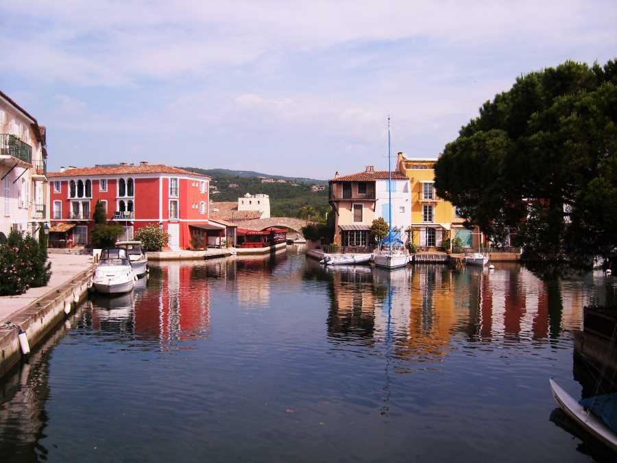 Port Grimaud south of France
