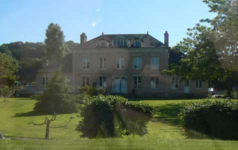Quilly Le Vicomte house  Calvados  Normandy