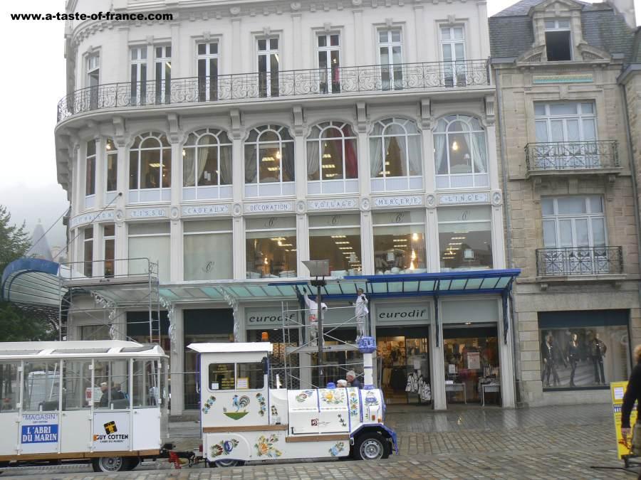 Quimper Brittany France