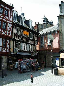 Quimper street picture