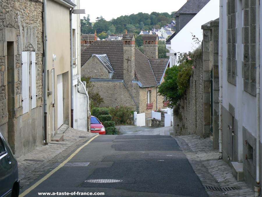 Quimperle Brittany France