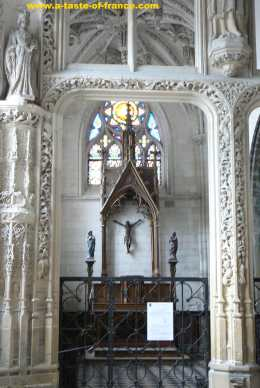 Rue church