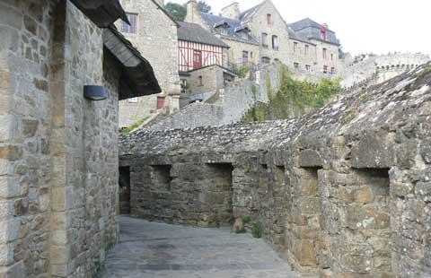Le Mont Saint Michel la Manche  Normandy