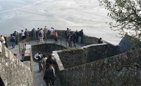 Le Mont Saint Michel manche Normandy