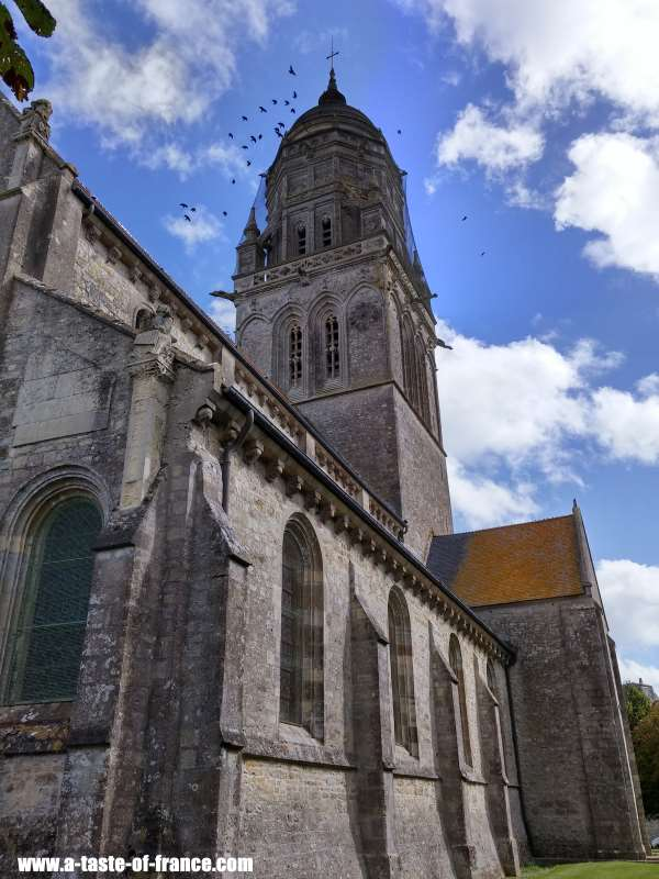 Sainte Marie du Mont Normandy