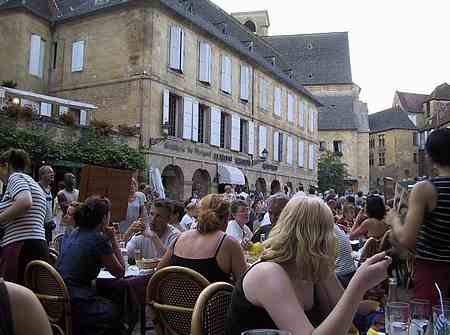 centre of Sarlat