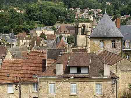 houses in Sarlat
