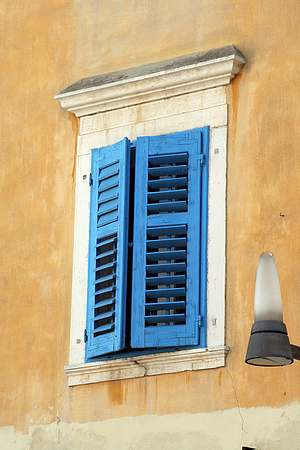 shutters a house in Cannes picture