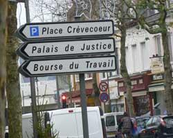 sign Calais market picture