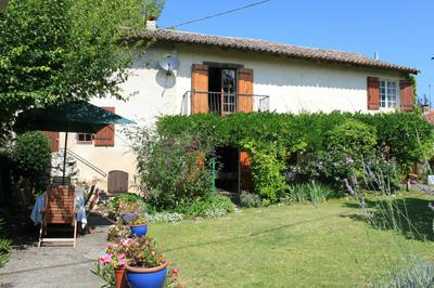 A sunny welcoming house in the Gironde
