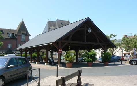 Touques france  Calvados  Normandy