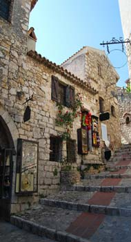 village of Eze