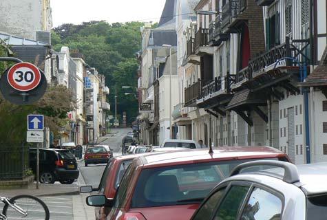 Villers sur Mer shops Calvados Normandy