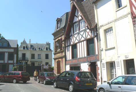 Villerville Calvados  Normandy