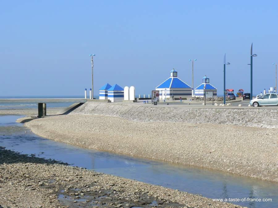 Wimereux beach