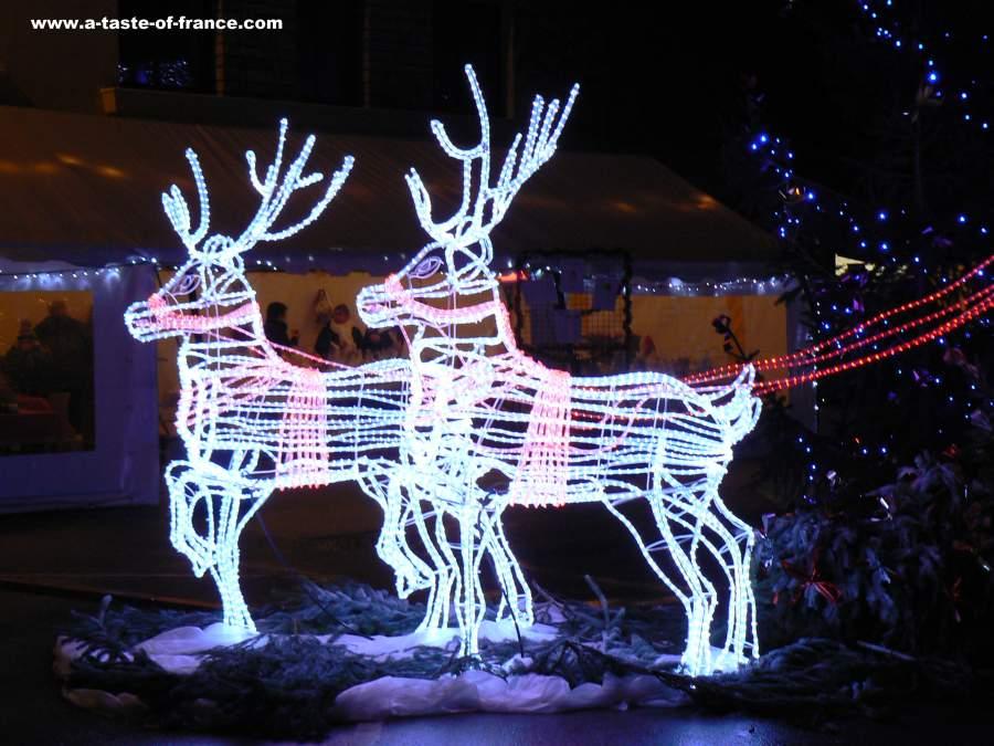 Wimereux Christmas market France